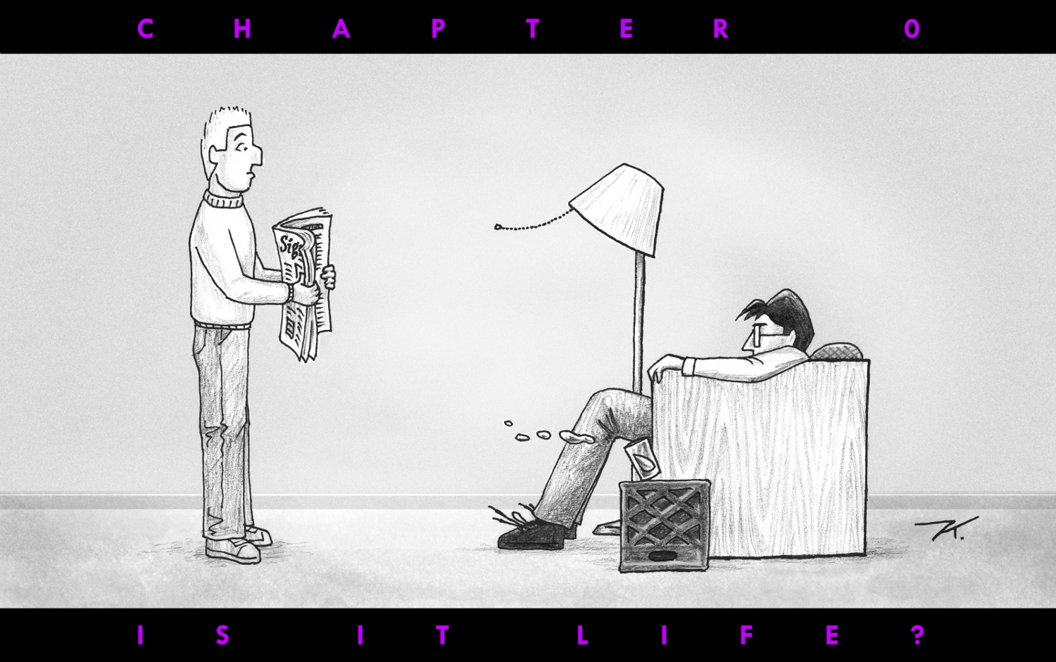 Chapter 0: Is It Life?
